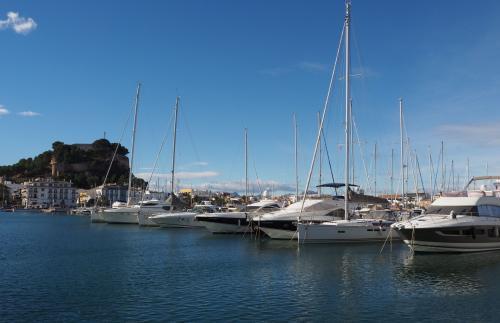 Yachthafen Denia