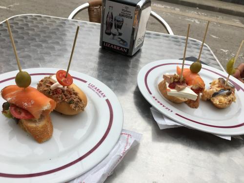 Essen in Denia