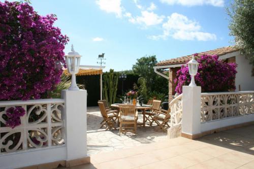 Villa Casa La Vela Patio